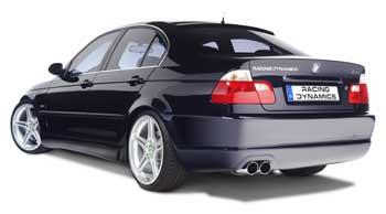 Tornado Aerodynamic styling kit BMW 323/325/328/330 E46 4 door  sc 1 st  Racing Dynamics & Tornado Aerodynamic styling kit BMW 323/325/328/330 E46 4 door 1999 ...
